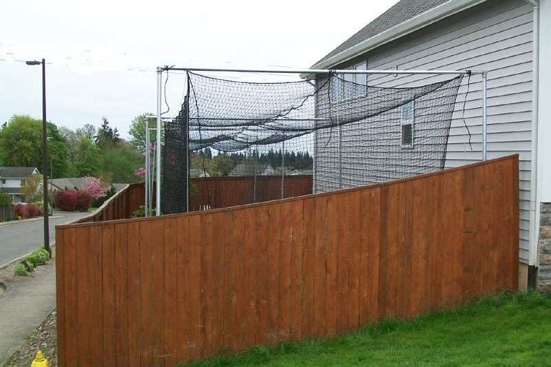 Allstar Cages And Nets Sports Cages Amp Nets